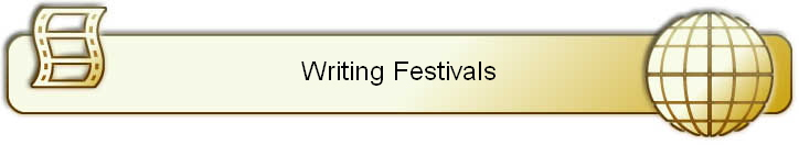 Writing Festivals